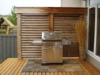 deck privacy wall | Fences | Pinterest | Privacy walls and ...