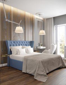 Amenajare interioara pentru un dormitor clasic also tenement house rh pinterest