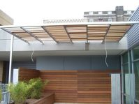 exterior-amazing-custom-patio-door-canopy-natural-wood ...