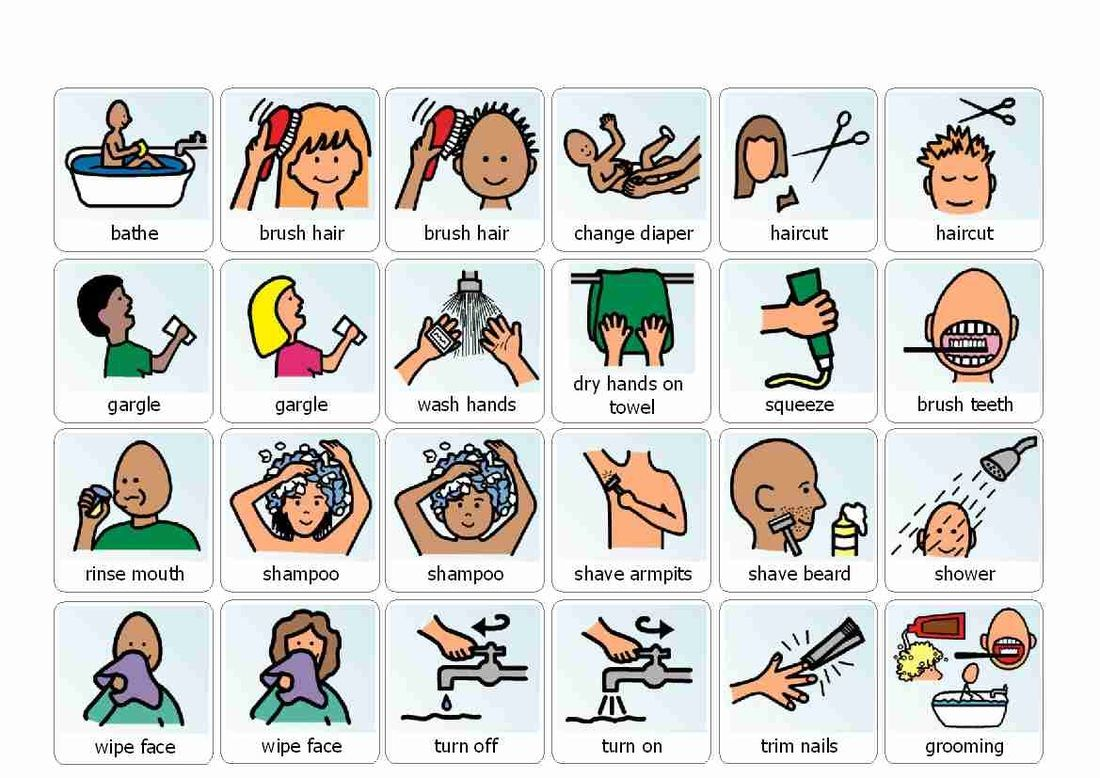 All Kinds Of Printable Pictures For Visual Schedule