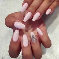 How To Find Your Best Nail Shape | Ballerina, Ballerina ...