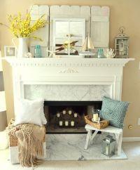 10 Fireplace Mantel Dcor Ideas | furniture home ideas ...