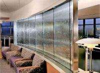 Interior Design, Harmonic Environments Indoor Waterfalls ...