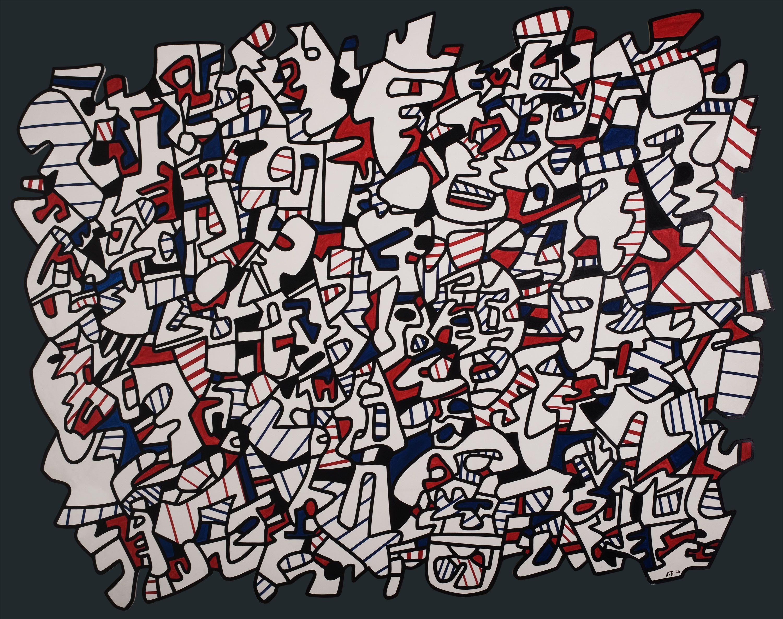 Hd Dubuffet Ontogenese1 Artist