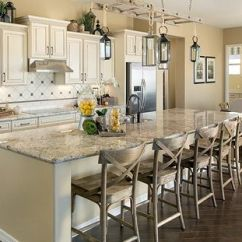 Kitchen Island Chairs With Backs Corner Sink Cabinet This Set Up The And Dishwasher In ...