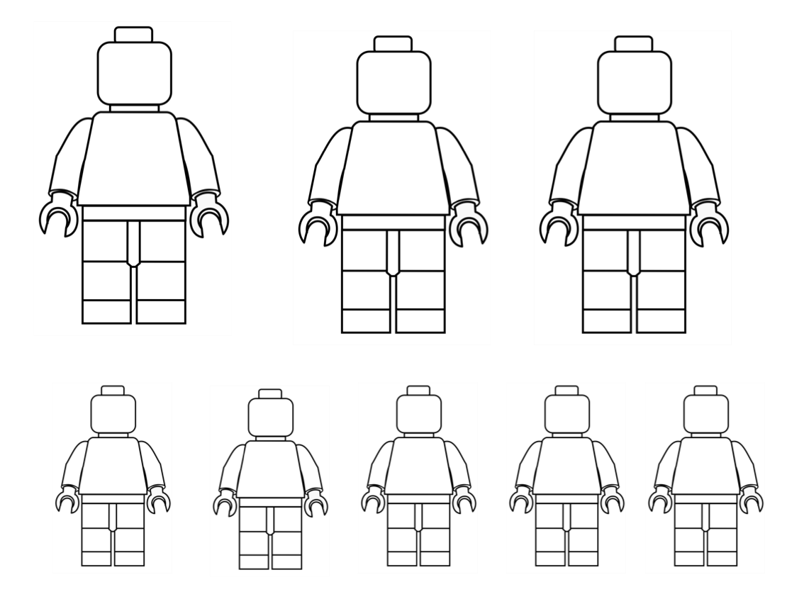 Lego Family Create Your Family In The Lego Style Via Mbg