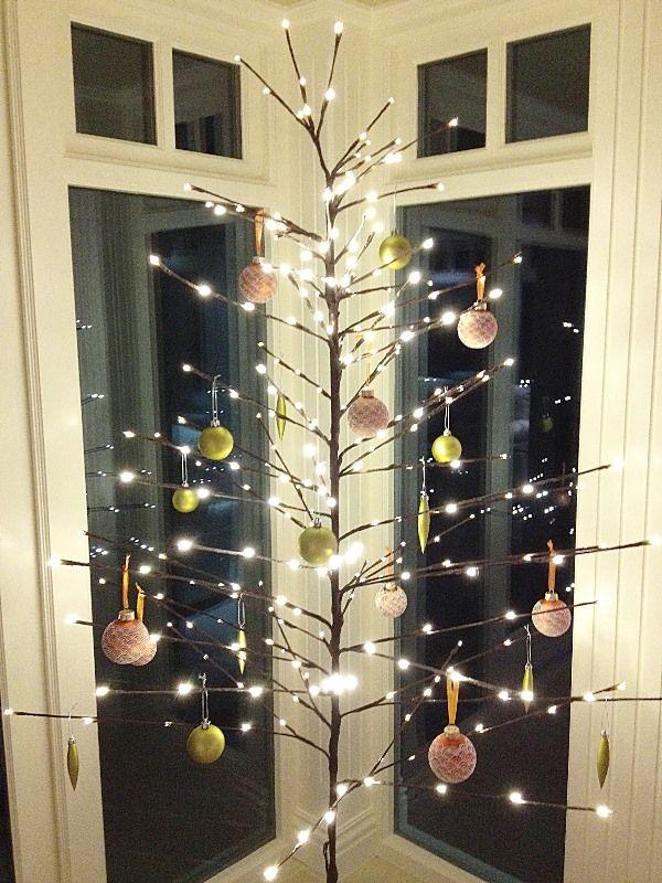 Contemporary Alternative Christmas Trees