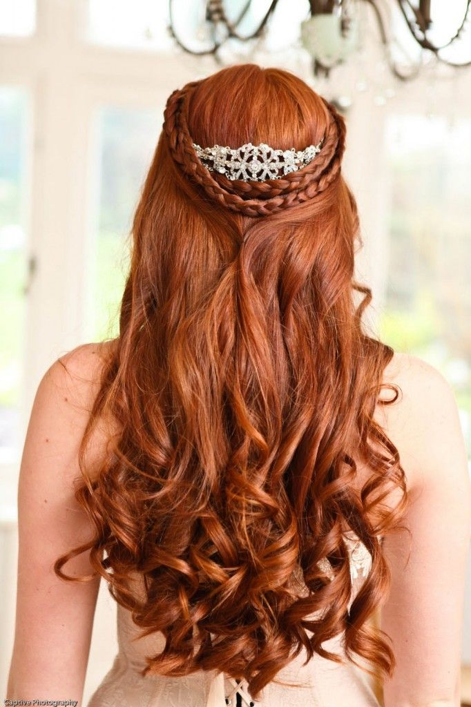 20 Princess Wedding Hairstyles Ideas Hairstyle For Long Hair