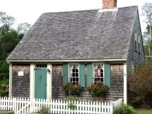 Nantucket Cottage Style House