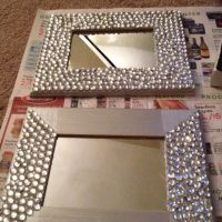 best diy mirror frame ideas 1 | Diy mirror frames ...
