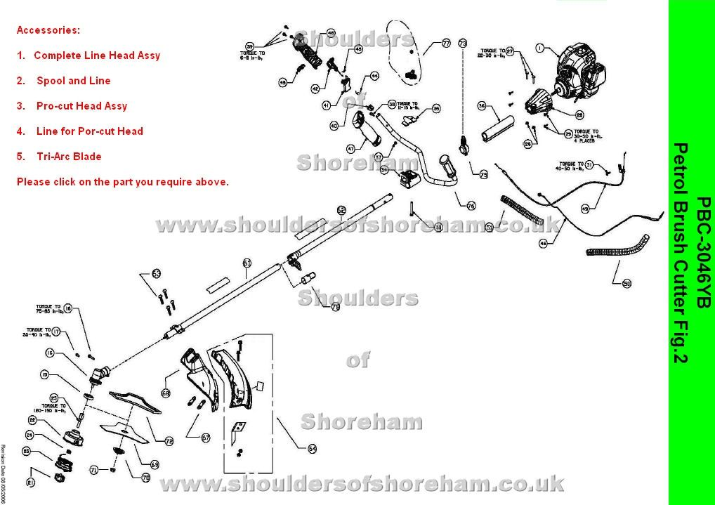stihl fs 56 parts diagram 1996 honda accord ignition switch wiring brush cutter manual