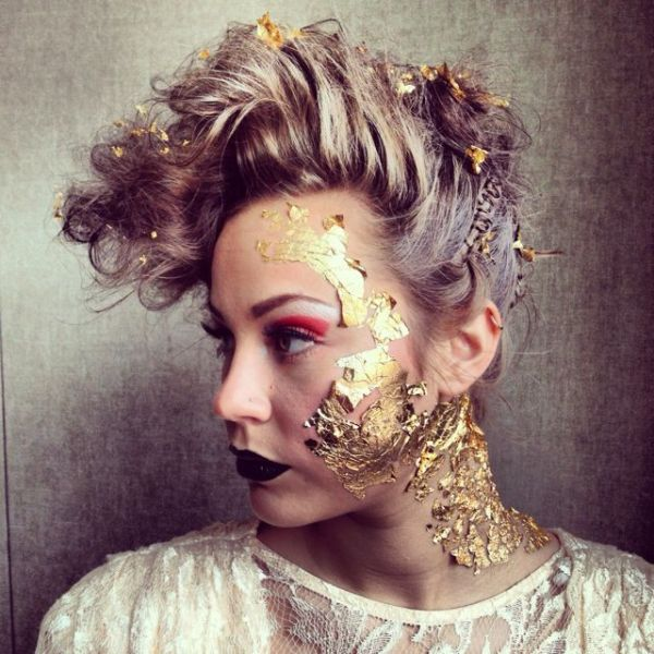 30 Avant Garde Hairstyles Theme Hairstyles Ideas Walk The Falls - Avant-garde-makeup-themes