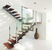 Excerpt Modern Glass Stair Railing Design Contemporary ...