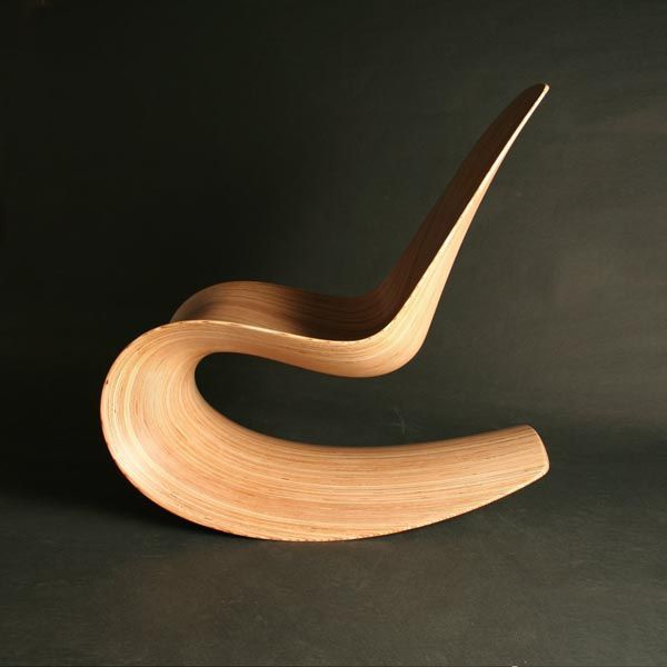 Beautiful Furniture. The wooden Savannah Rocker Chair