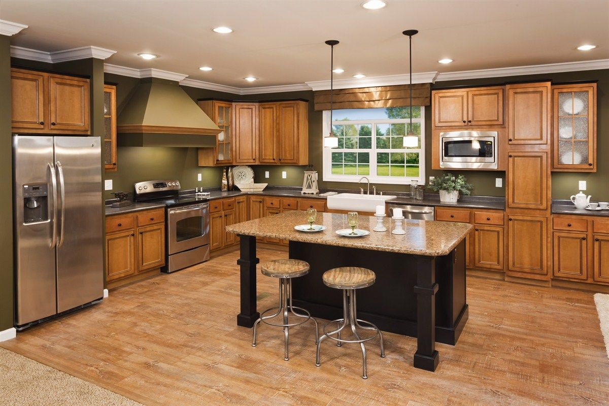 mobile home kitchen cabinets for sale diy cabinet doors clayton homes of bossier city manufactured or modular