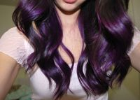 violet plum hair color formula violet plum hair color