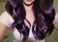violet plum hair color formula violet plum hair color ...