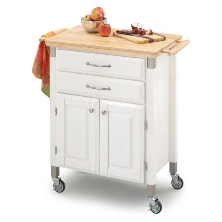 Inspirational Dolly Madison Kitchen Island Cart White Kitchen