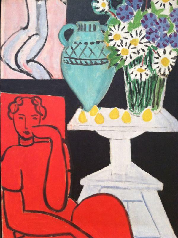 Matisse Chicago Art Institute Henri French Artist