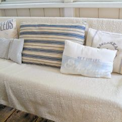 White Fluffy Sofa Cushions Kid Bed Love The Blue And Combination Pillows
