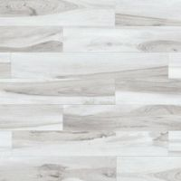 Happy Floors Tigerwood Snow 6 x 36 Porcelain Wood Look ...