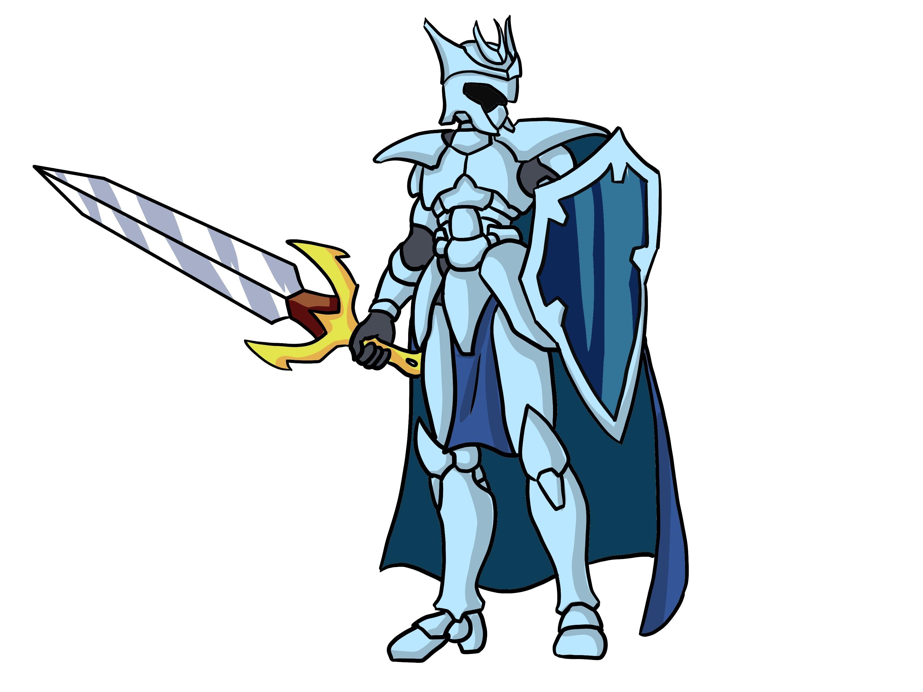 Draw A Knight