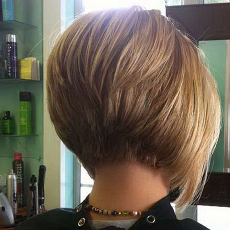 Beautiful Looks From Short Inverted Bob Hairstyles 2014 Short