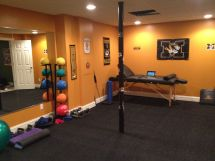 Home Gym Flooring Weight Room Yoga