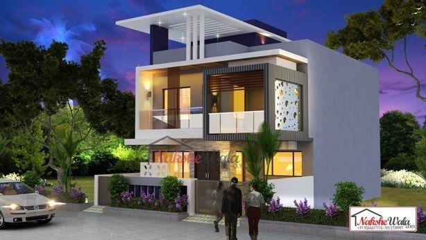 Kerala Home Design West Facing