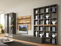 Casale Modern Wall Storage Unit/Wall Mounted Bookshelf/Opt ...