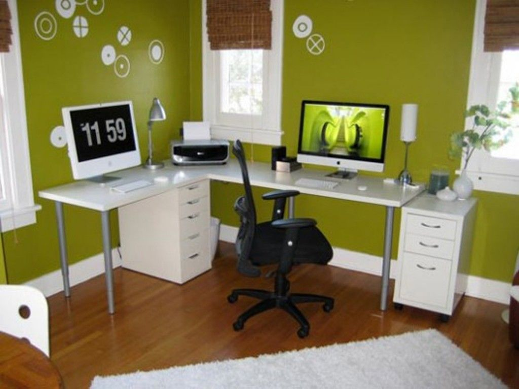 How To Decorate A Home Office On A Budget LERA Blog Home