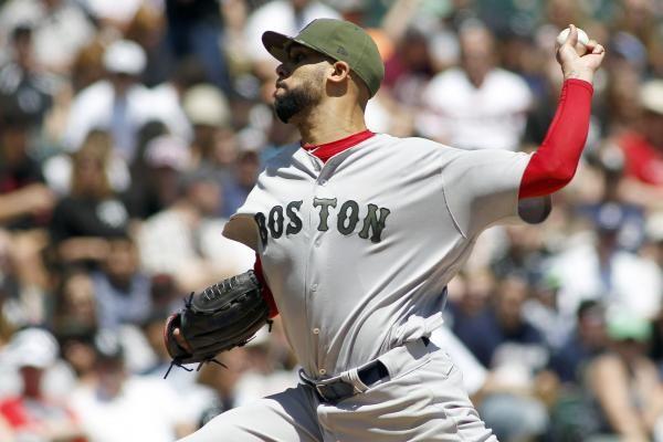 BALTIMORE — Simply Put Boston Red Sox Left Hander David Price