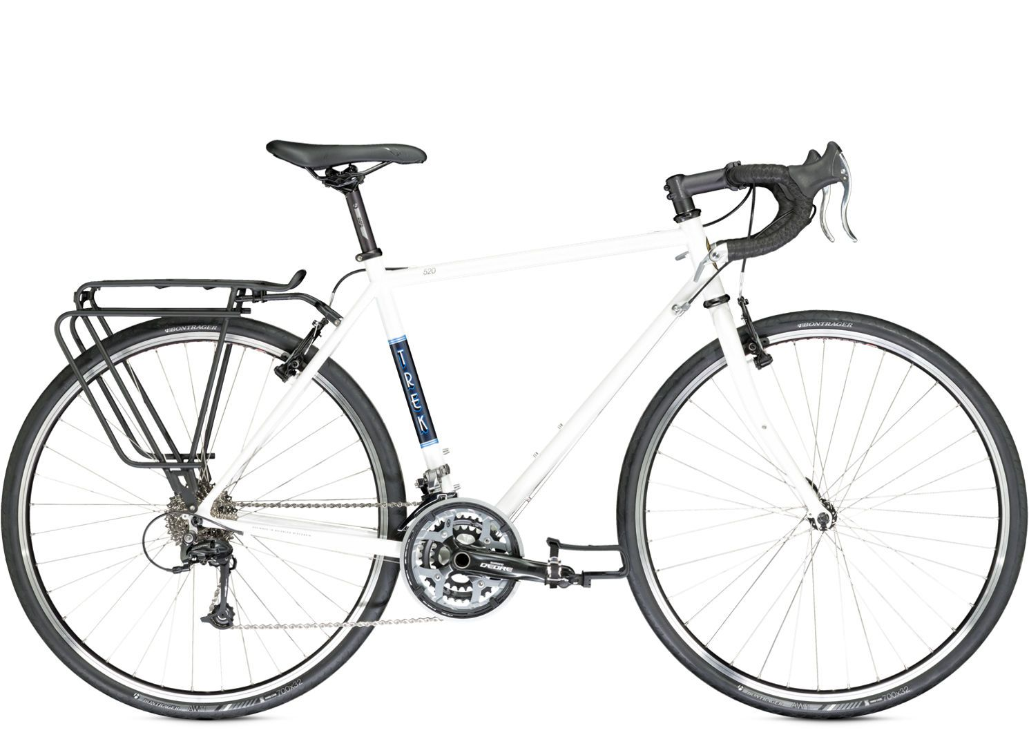 Touring: 520. Classic steel touring bike, perfected. Every