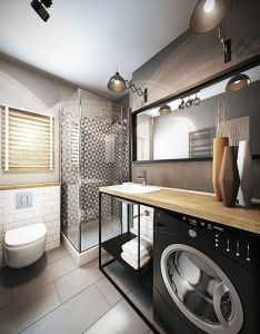 Apartament   warszawa razoo architekci bathroom ideasbathroom designsinternal also  rendering rh pinterest