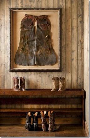 Pinterest Western Home Decor Shadowbox Or Frame Your Old