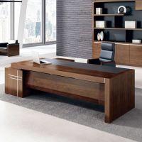 2017 Hot Sale Luxury Executive Office Desk Wooden Office ...
