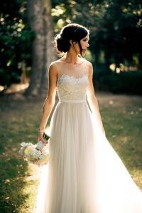 pretty wedding dresses simple alexander mcqueen lace 2016 ...