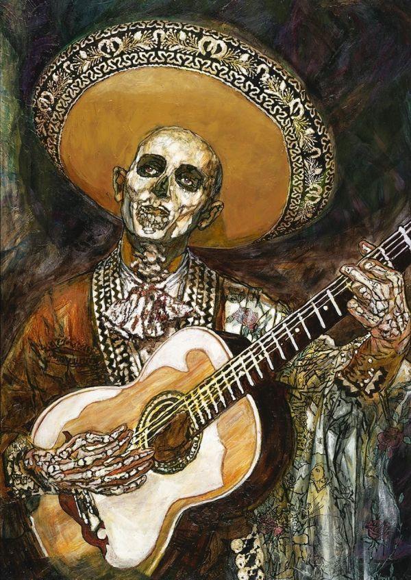 Hispanic Culture Art Xico Brings In L. Latino