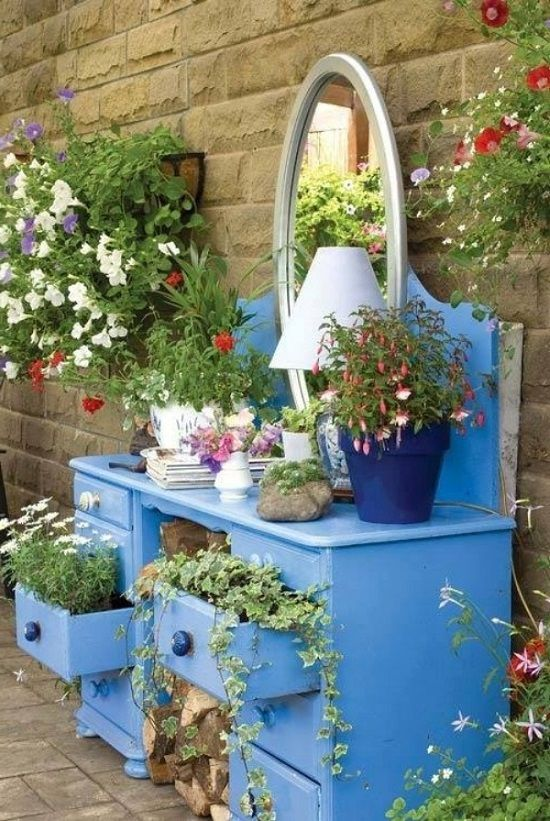 Creative Garden Decoration Ideas On A Budget My Gardens Ideas
