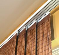 window panels for sliding glass doors | panel tracks or ...