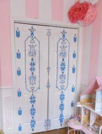 Frozen Inspired Bedroom on Pinterest | Frozen Bedroom ...