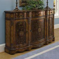 Pulaski Furniture 625222 Credenza Entry Table, Crete ...