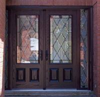 Fiberglass double entry doors | Home Door Ideas ...