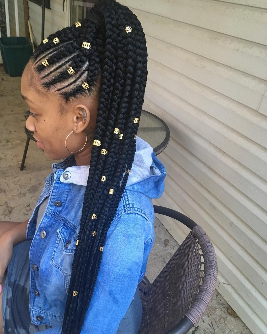 Awesome 30 Cornrow Hairstyles For Different Occasions – Get Your