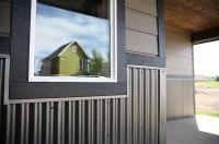 Rezibond as a wainscot | Exterior house ideas | Pinterest ...