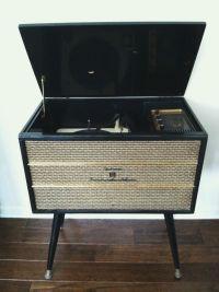 Delmonico Record Player Radio-A | Old Hi Fi | Pinterest ...