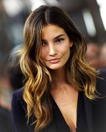 DIP DYE FOR BROWN HAIR On The Hunt Beauty Pinterest Dark