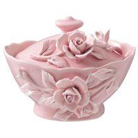 Rambling Rose Sugar Bowl from Domayne | Shabby Chic ...