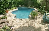 Swimming pools for small yards on Pinterest | Small Pools ...