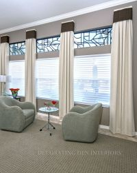 Picture Window Curtains And Window Treatments ...